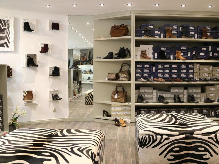 intérieur-magasin-de-chaussures-waterloo-wellington-belgique